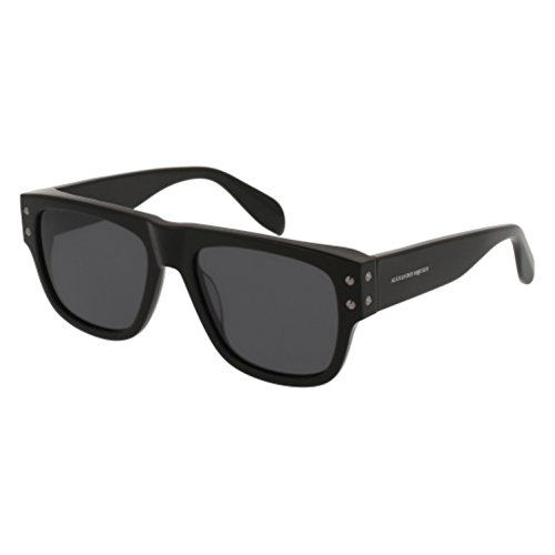 Sunglasses Alexander McQueen AM 0069 S- 001 BLACK / - Sunglass Mcqueen Alexander