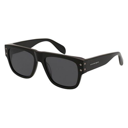 Sunglasses Alexander McQueen AM 0069 S- 001 BLACK / - Sunglasses Alexander Men Mcqueen