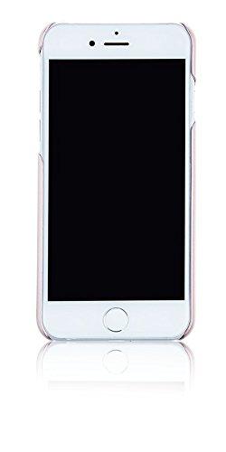 Spada 4052335032085Coque en aluminium brossé pour Apple iPhone 6/6S/7or rose