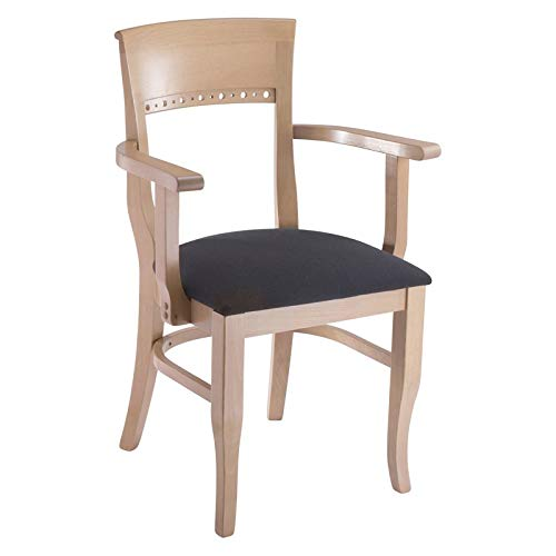 Beechwood Mountain Beidermier Arm Chair in - Chair Beechwood