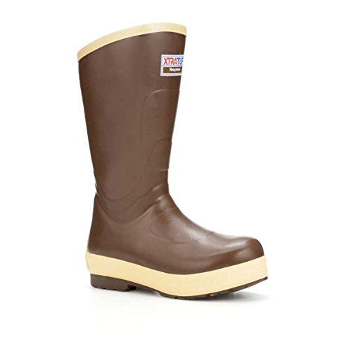 Xtratuf Men's Legacy 2.0 15 in. Insulated Plain Toe Copper Tan Size 9 Boot ()