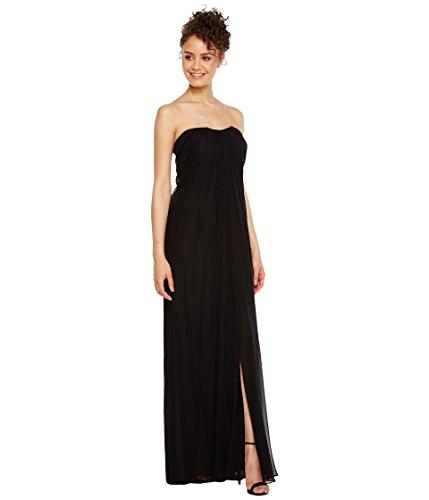 [アイダンマトックス] Aidan Mattox レディース Strapless Shirred Chiffon Gown ドレス [並行輸入品]