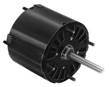 Fasco D515 3.3'' Frame Open Ventilated Shaded Pole General Purpose Motor with Sleeve Bearing, 1/30HP, 1500rpm, 115V, 60Hz, 1.3 amps, CCW Rotation