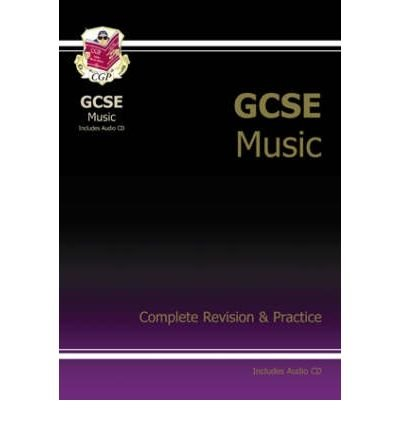 GCSE Music Complete Revision & Practice with Audio CD (Mixed media product) - Common (Cgp Gcse Music Complete Revision And Practice)