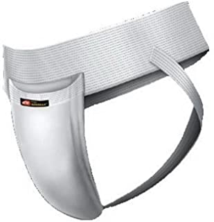 product image for WSI Men's Joc Strap with Cup, White, Youth Large
