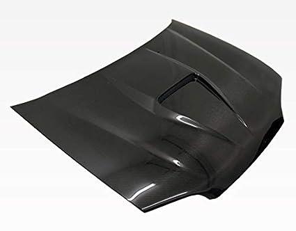 Amazon VIS Racing UEZ 522 Black Carbon Fiber Hood G Force
