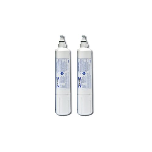 Sub-Zero 4204490 Refrigerator Water Filter Replacement Cartridge 2 Pack (Best Refrigerator To Replace A Sub Zero)