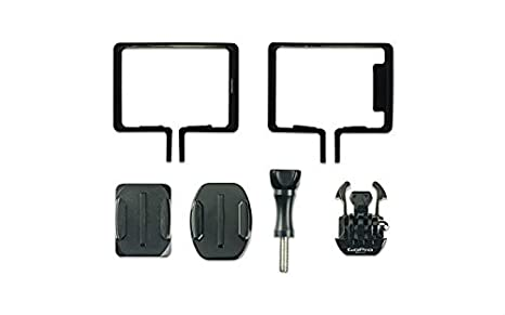 Amazon.com : GoPro Frame Mount (ANDMK-301) for HERO3 and HERO3+ ...