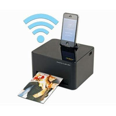 WiFi Photo Cube Portable Print