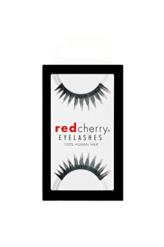 Eyelash Red Cherry #62 (6 Pair Pack)