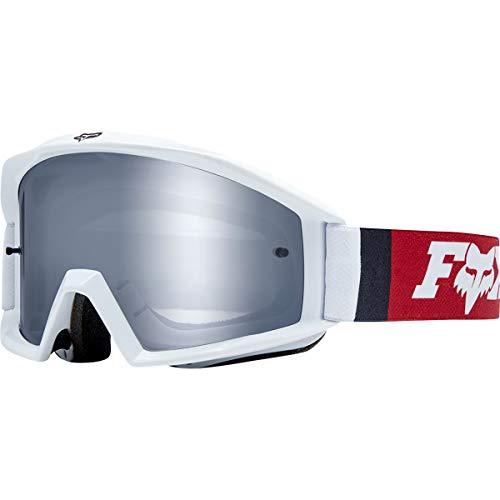 Fox Racing Main Cota Men's Off-Road Motorycle Goggles - Cardinal/No Size