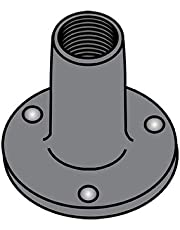 8-32X1/4 Weld NUT with PROJECTIONS .718 Round Base Steel Plain (Pack Qty 1,000) BC-0804NWRP by Shorpioen