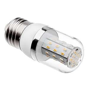 Ledtcx E27 2.5W 48*3014SMD 230LM 3000K Warm White Light LED Corn Bulb(85-265V)