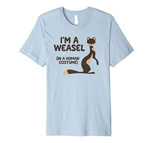 (Weasel Costume Shirt Funny Weasels)