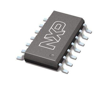 - Logic Gates Dual 4-Input NOR - Pack of 100 (74HC4002D,652)