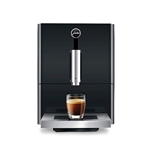Jura A1 15148 Ultra Compact Coffee Center with P.E.P. (Piano Black) (Renewed)
