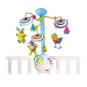 Toy / Game Fabulous Tiny Love Super Classic Mobile - Enrich Baby's Cognitive And Emotional Development by 4KIDS (Image #1)