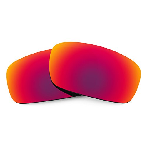 (Revant Polarized Replacement Lenses for Oakley Crankshaft Midnight Sun MirrorShield)