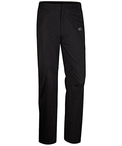 Adidas Rain Pants (adidas Golf Men's Climaproof Advance Rain Pants, Black, X-Large)