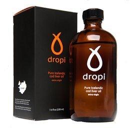 Dropi Pure Icelandic Cod Liver product image