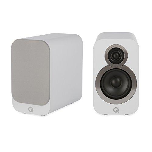 Q Acoustics Plankluidsprekers Q 3010 I wit (paar)