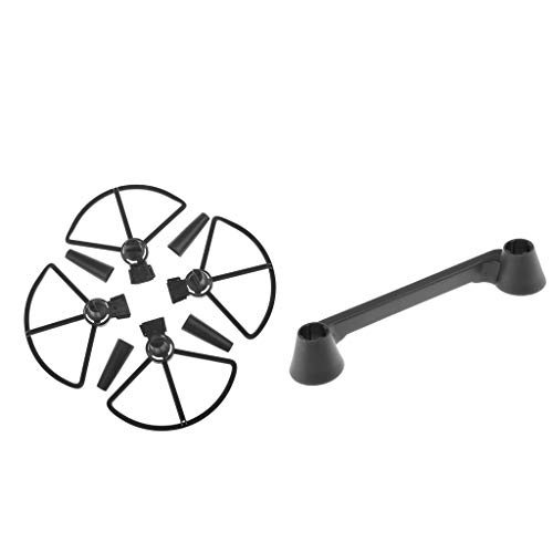 D DOLITY Hélice Protección + Guardia para Palanca Pulgar Transmisor para DJI Spark Drones Quad