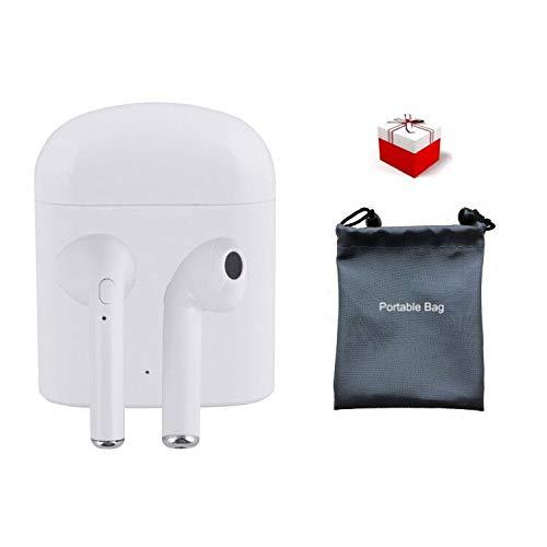 Bluetooth Headphones, Wireless Earbuds Stereo In-Ear Earpiec