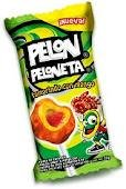 Pelon Peloneta Tamarind with Mango Lollipops (18 pc)
