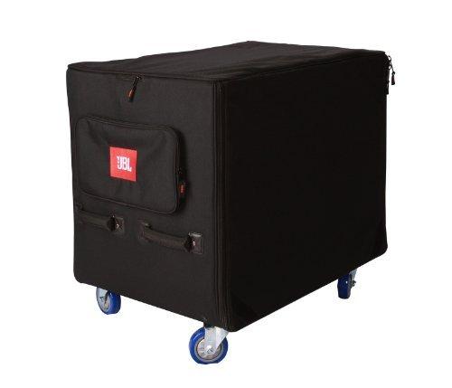 JBL Rolling Sub Transporter Bag for VRX918S Speaker - Black (VRX918S-STR) [並行輸入品] B078J2NC4Q