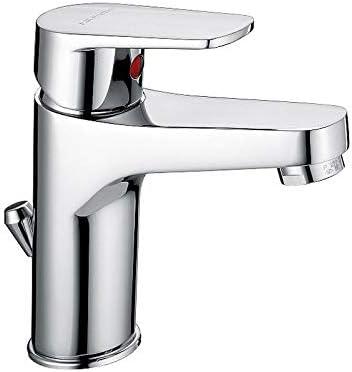 Miscelatore Rubinetto Lavabo Espresso Fratelli Frattini art 80054 monocomando per lavabo con scarico