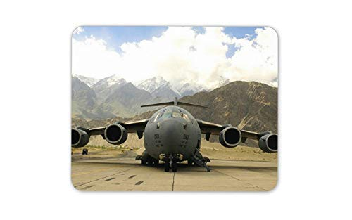 Raf Airplane - Lockheed C-5 C5 Galaxy Plane Mouse Mat Pad - RAF Airplane Mouse Pad Mousepad -13084