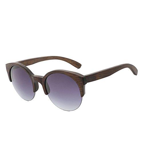 SYIWONG Bamboo Frame Sunglasses Polarized Lenses For Men or - Glasses Frames Vision Success