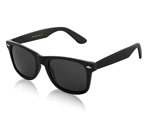 Womans Mans Colored Sunglasses Teens Girls Boys Guys Gift Premium Matte Black for $<!--$11.99-->