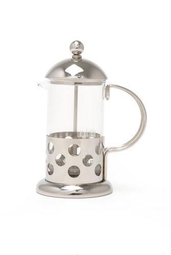 La Cafetiere Santos 3-Cup French Press (Chrome)