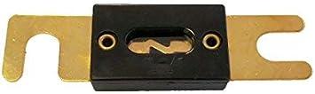 100 130 150 AMP 200 150 250 or 300 AMP Gold ANL Fuse 80 2PCS