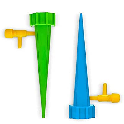 Automatic Plant Watering Stakes (6 Pack): Garden & Outdoor