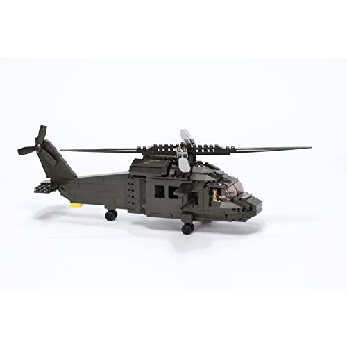 Ultimate Soldier Multi Role Helicopter Military Building Kit