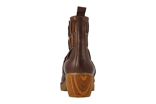1015 Brown Art Memphis Botin Brown ZUNDERT AqUnwB5U