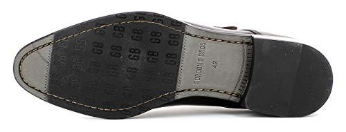 Nero S181728 Mirco Mocassini amp; Uomo Gordon Bros UqZwzvYqf