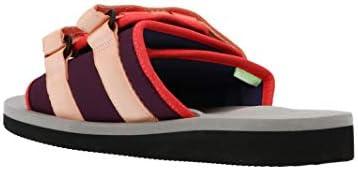 SUICOKE Luxury Fashion Homme OG056CAB116 Rouge Nylon Sandales   Printemps-été 20