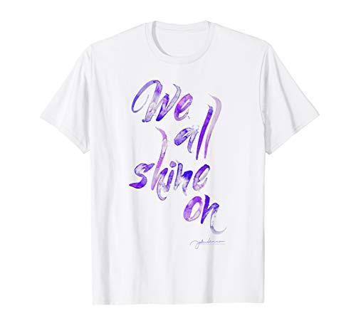 John Lennon - We All Shine On T-Shirt