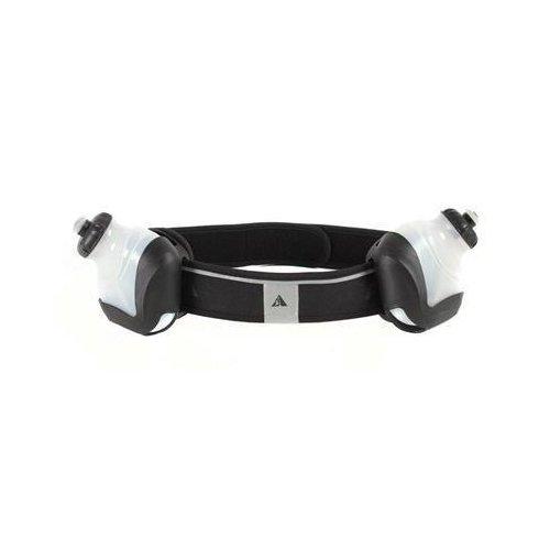 Profile Design Sync Hydration System 2 Bottle Belt (Black/Black, Large)