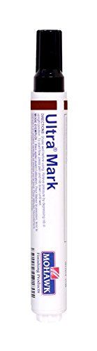 Ultra Mark Touch Up Wood Stain Marker (Color: Cherry/Brittany/Burgundy) for Scratch Repair and Touch-Ups on Wood Floors and Furniture- by Mohawk Finishing Products