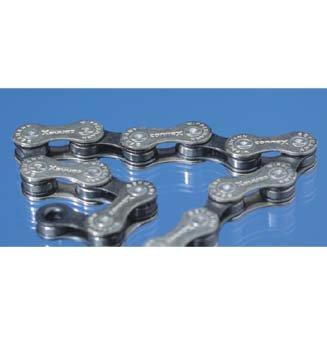 Wipperman Connex 904 Chain (9-Speed, Nickel/Steel)
