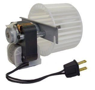 Nutone Broan 162-A, 162-B Vent Fan Motor # 97005906; 2650 RPM, 1.5 Amp, 120 Volt 60 hz. ()