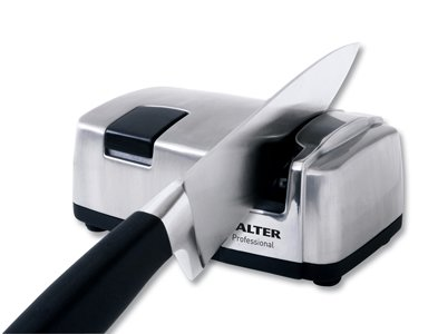 Salter ProSharp Ceramic Electric Kitchen Knife Sharpener