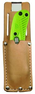Leather Clip Holster for Most Utility Knives&Safety Cutters