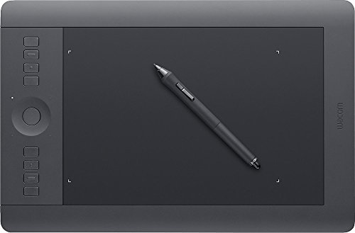 Wacom Refurb Intuos Pro Pen and Touch Medium Tablet PTH651 (Certified Refurbished)