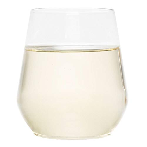 32 count 12 oz Unbreakable Stemless Plastic Wine