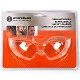 Outils professionnels Werckmann Lunettes de s/écurit/é Verres transparents
